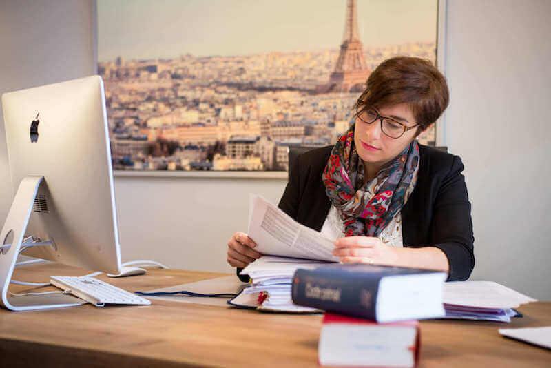 Marjorie BERRUEX - Avocat au barreau d'Annecy